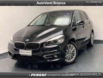 Vendo BMW Serie 2 Active Tourer 218d Luxury usata a Desio, Monza e Brianza (codice 7525646) - Automoto.it