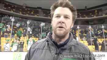 Grant Clafton Resigns as Head Coach of Greenway/Nashwauk-Keewatin Boys Hockey Team - FOX 21 Online