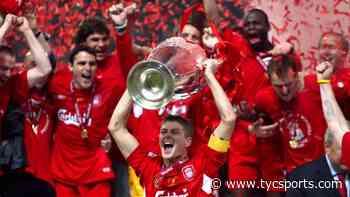 Gerrard, la leyenda que cumple 40 años y espera por el banco del Liverpool - TyC Sports