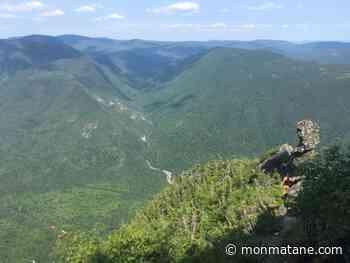 Opération de sauvetage au pied du Mont Nicol-Albert - Mon Matane