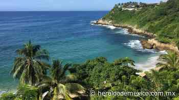 """Abrirán playas de Puerto Escondido, Oaxaca como parte de la nueva """"normalidad"""" - El Heraldo de México"""