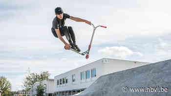Skatepark voortaan alle dagen open - Het Belang van Limburg