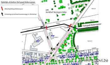 Tijdelijke sluiting begraafplaats Beringen-Mijn - Het Belang van Limburg