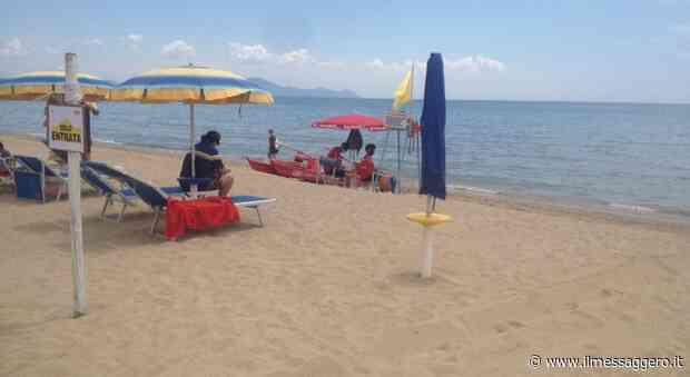 La stagione balneare è partita, ma pochi ombrelloni aperti tra Gaeta, Formia e Scauri - Il Messaggero