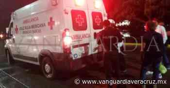 Rodó por las escaleras en su casa, en Tuxpan - Vanguardia de Veracruz