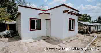 (Galería) Familias de Tuxpan reciben casas nuevas - Vanguardia de Veracruz