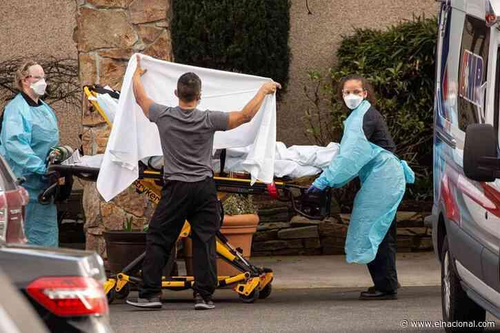 EE UU posiblemente superó los 100.000 muertos por covid-19 hace semanas