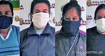 6 docentes y madre de familia libaban en centro educativo de Concepción - Diario Correo