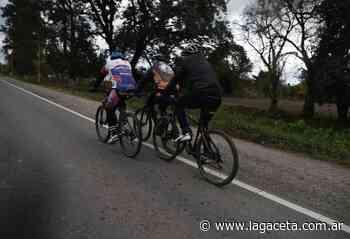 Ciclistas y atletas rompen la cuarentena en Concepción - Actualidad | La Gaceta - La Gaceta
