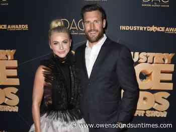 Julianne Hough confirms marriage split - Owen Sound Sun Times