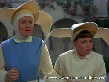 'The Flying Nun' actress Marge Redmond dead at 95 - Owen Sound Sun Times