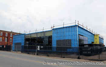 New Meaford Library set for grand opening in early October - Owen Sound Sun Times