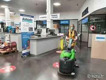 Jura. Malgré les besoins, à Lons-le-Saunier les entreprises de nettoyage ne bénéficient pas de la crise du covid-19 - actu.fr