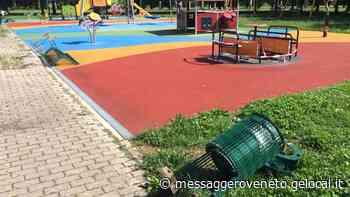 Parco Ardito Desio devastato dai vandali, il sindaco: «Chi ha visto si faccia avanti» - Il Messaggero Veneto