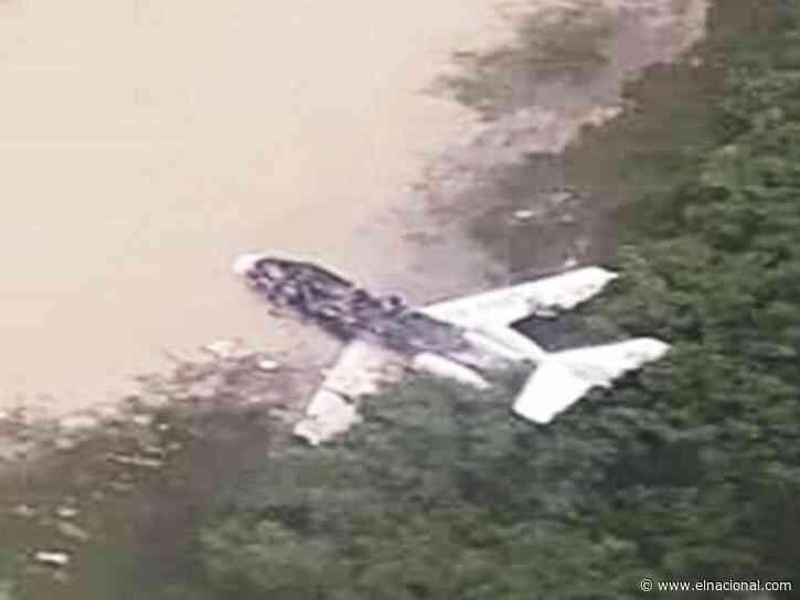 FANB neutralizó dos presuntas narcoaeronaves que se dirigían a Colombia