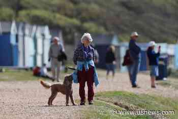 Most Vulnerable in England Can Spend Time Outdoors From Monday - U.S. News & World Report