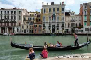 Italy Records 111 New Coronavirus Deaths, 416 New Cases - U.S. News & World Report
