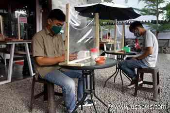 Indonesia Reports 557 New Coronavirus Infections - U.S. News & World Report