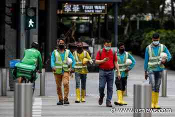 Singapore's Health Ministry Confirms 506 More Coronavirus Cases - U.S. News & World Report