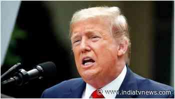 Donald Trump terminates USA's relations with WHO amid coronavirus pandemic - India TV News