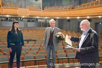 Marianne Schechtel gewinnt Ulrich-Burkhardt-Preis - inSüdthüringen.de