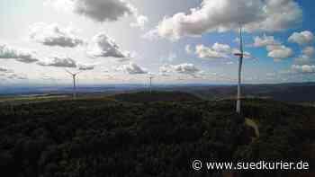 Kompromiss im Konflikt der Nachbargemeinden: Windkraft am Staufenberg soll ... | SÜDKURIER Online - SÜDKURIER Online