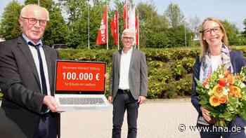 Viessmann spendet 100.000 Euro für Computer an Schulen im Frankenberger Land - HNA.de