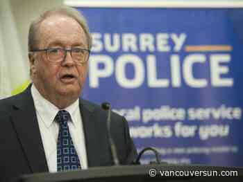 Surrey mayor's party accused RCMP of murder in deleted Tweet