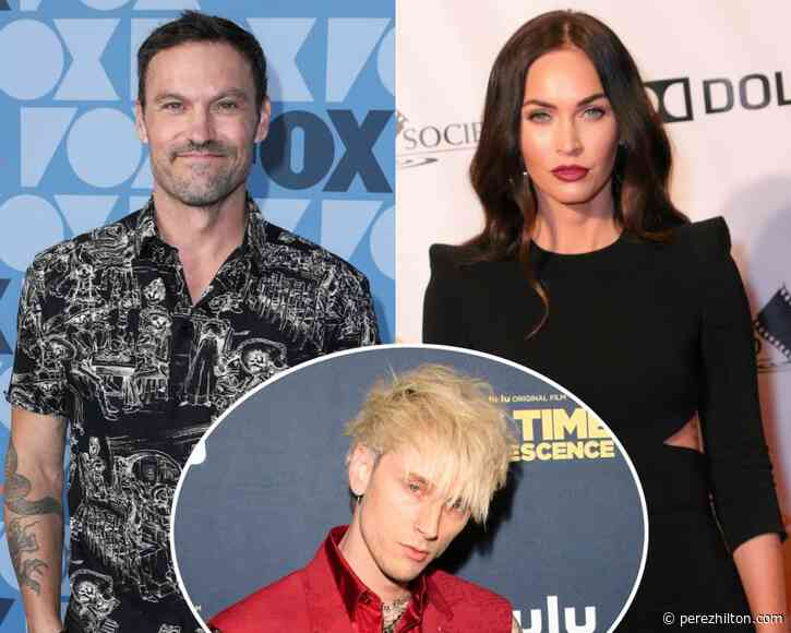 Megan Fox & Brian Austin Green 'Hadn't Fully Cut Ties' When She 'Became Intimate' With Machine Gun Kelly: Report