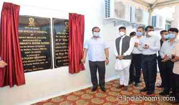 North-East region gets first dedicated COVID-19 hospital - indiablooms