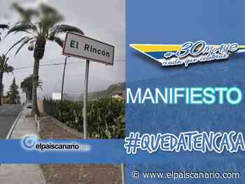 """""""El Rincón"""" en la Perspectiva de un Plan de Transición Ecosocial para Canarias - Elpaiscanario.com"""