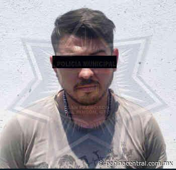 Detienen a presunto homicida en San Francisco del Rincón - Página Central