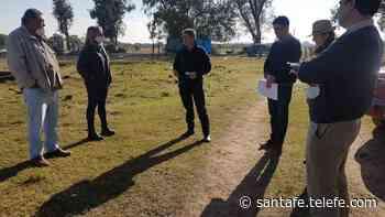 Rincón avanza con el proyecto de la Planta de Transferencia de Residuos - Telefe Santa Fe