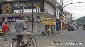 Chone y Jipijapa se alistan para el semáforo amarillo - El Diario Ecuador