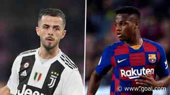 Transfer news and rumours LIVE: Juventus request Fati in Pjanic swap deal