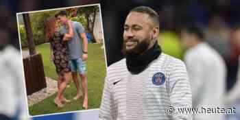 Neymar-Mama wieder mit Ex-Lover (23) zusammen - Heute.at - Nachrichten und Schlagzeilen