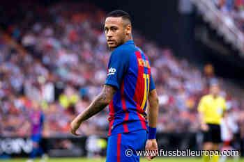 Spezial-Vertrag für Neymar? Ex-Barça-Bosse wollen ihm vergeben - Fussball Europa