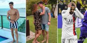 Neymar: Seine Mutter ist wieder mit ihrem jungen Lover zusammen - Nau.ch