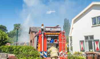 Grasmaaier veroorzaakt brand in Cothen - Wijks Nieuws