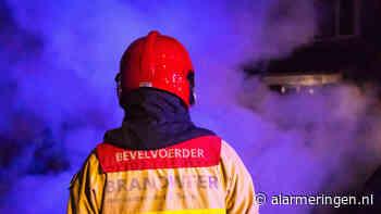 Middelbrand op Zandpad in Cothen | 28 mei 2020 15:25 - Alarmeringen.nl