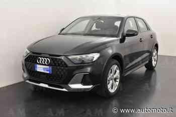 Vendo Audi A1 citycarver 30 TFSI S tronic nuova a Porto Mantovano, Mantova (codice 7568665) - Automoto.it