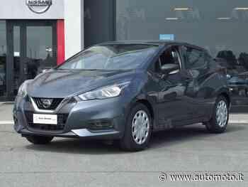 Vendo Nissan Micra IG 71 5 porte Visia+ nuova a Porto Mantovano, Mantova (codice 7566133) - Automoto.it
