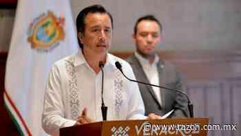 Anuncia Cuitlahuac Garcia Acuerdo para Reactivacion Economica de Veracruz - La Razon