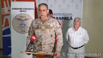 """Intendente de Tarapacá: """"Nosotros no llamamos a hacer detenciones ciudadanas"""" - Cooperativa.cl"""