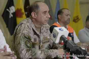 Jefe de Defensa Nacional de Tarapacá llamó a realizar detenciones ciudadanas para frenar la delincuencia - El Mostrador