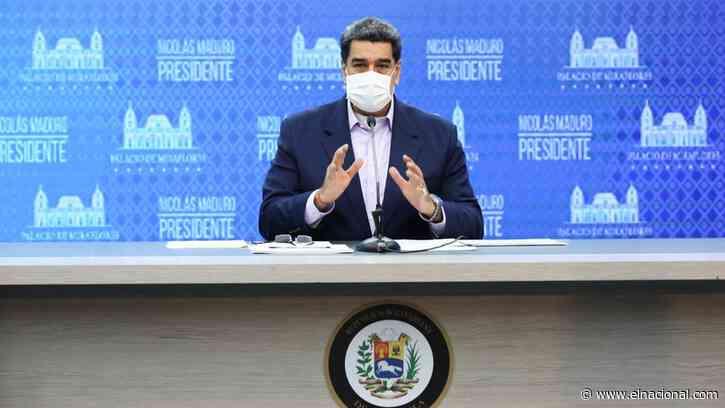 Maduro anuncia que se aplicarán 5 días de flexibilización y 10 de cuarentena a partir del lunes