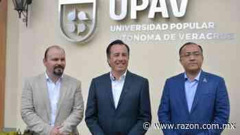 Cuitláhuac convierte residencia oficial de gobernadores en universidad - La Razon