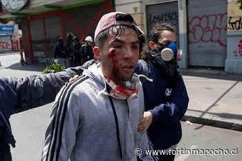 Anuncio de Corte de Apelaciones por Balines (ACAB): En Valparaiso se limita su uso en manifestaciones - www.fortinmapocho.cl