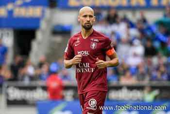 Metz : Deux clubs de Ligue 2 sur Renaud Cohade - Foot National