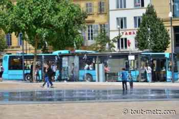 Reprise des transports scolaires à Metz Métropole - Tout-Metz